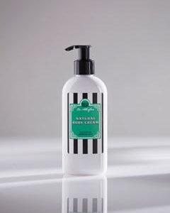 Natural Body Cream 200ml – Sin Perfumes