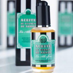 El Aceite puro de Germen de Arroz La Albufera tiene el sello Natrue.
