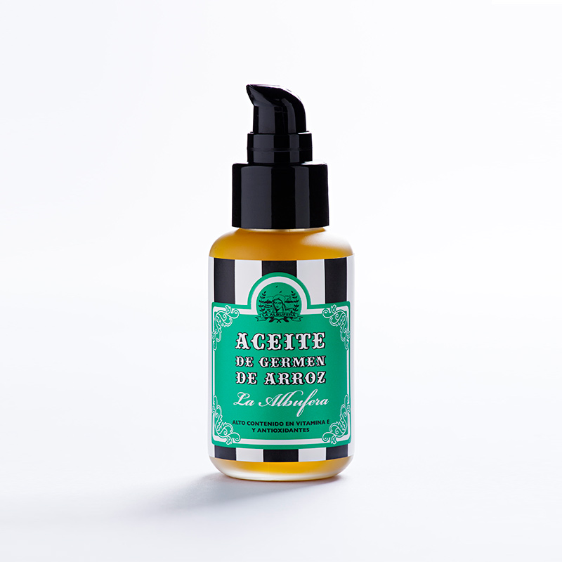 Aceite Puro De Germen De Arroz (50ml)