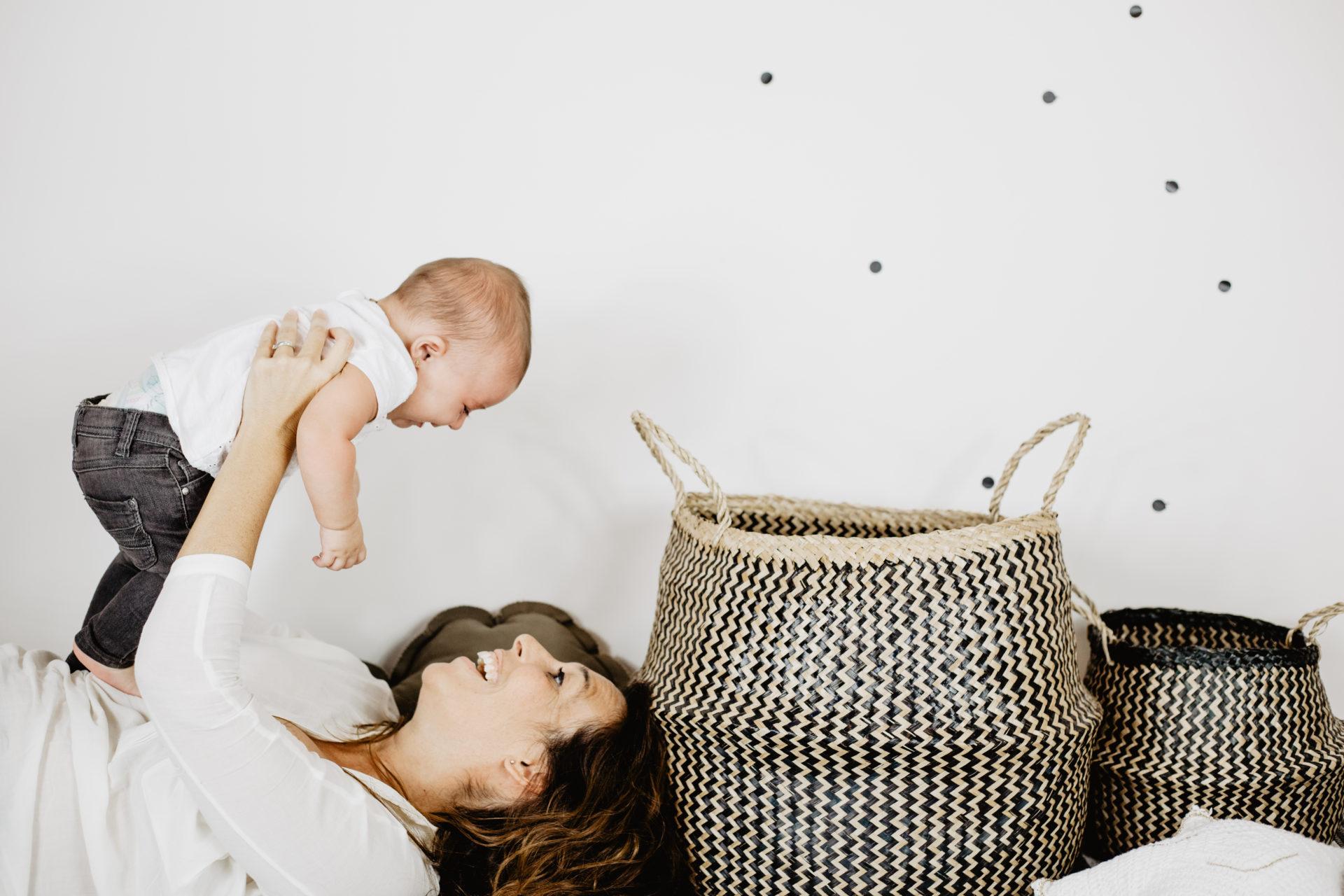 Aceites En La Maternidad