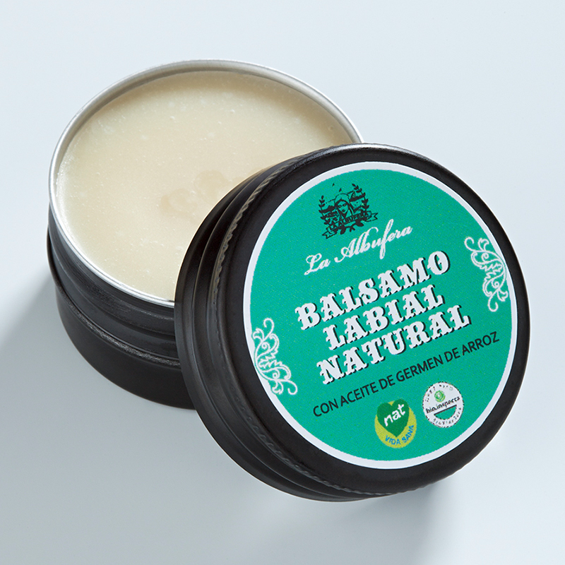 Bálsamo Labial Natural (15ml)